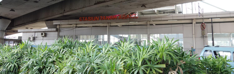 Bahnhof Tanah Abang