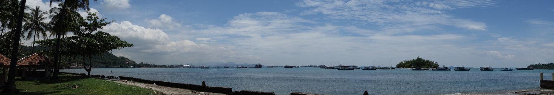 Strand in Merak