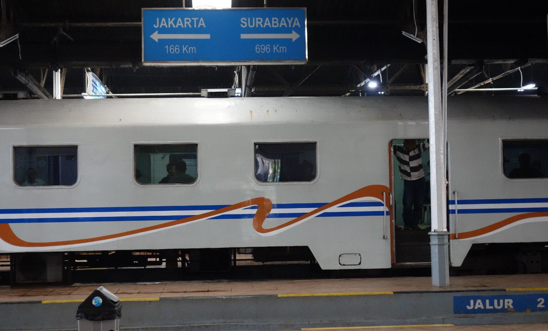 Bandung Bahnhof
