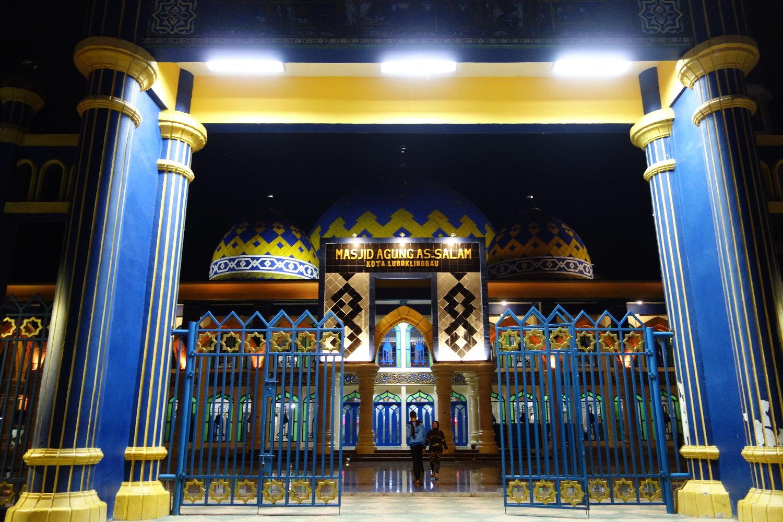 Moschee Linggau