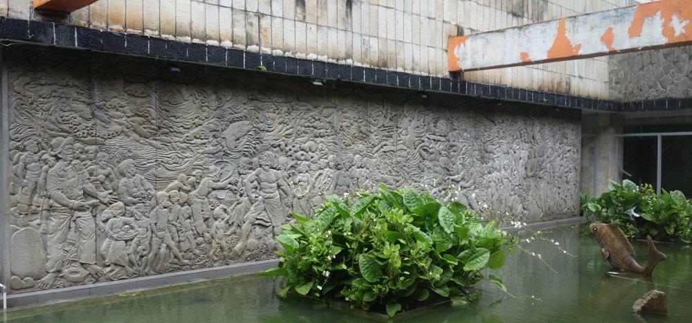 Wandmosaik