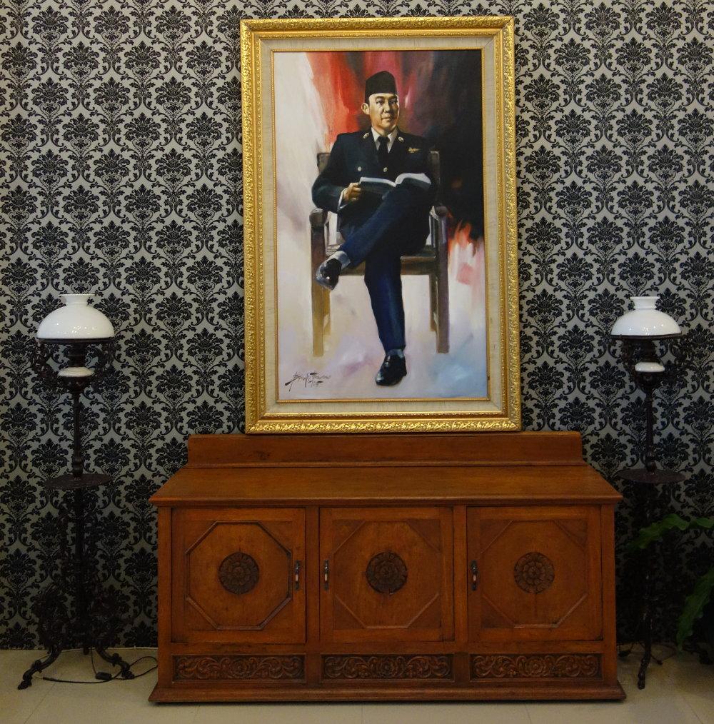 Bild von Soekarno